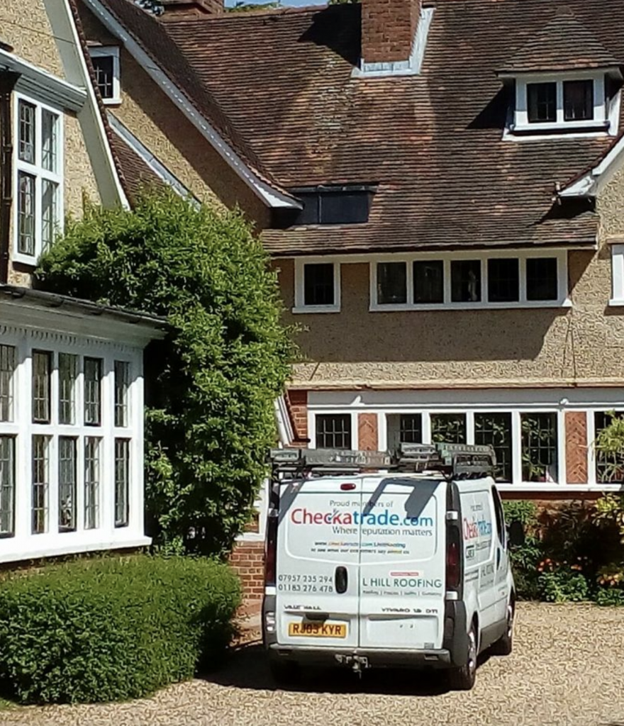 Roofing Services Reading and Berkshire - L Hill Roofing Ltd