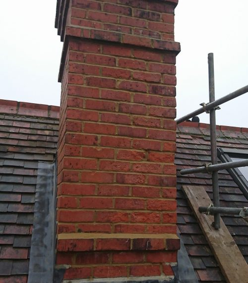 Chimney Repairs Reading - Chimney Repairs Berkshire - L Hill Roofing Ltd