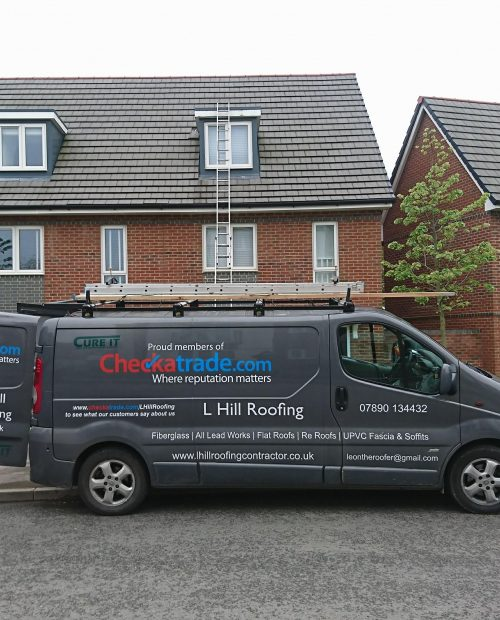 Re Roofing Reading - Re Roofing Berkshire - L Hill Roofing Ltd