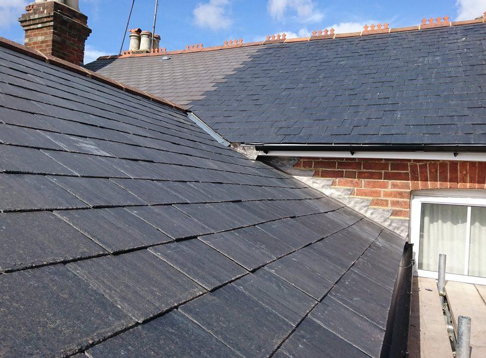 Roof Tiling Reading - Roof Tiling Berkshire - L Hill Roofing Ltd